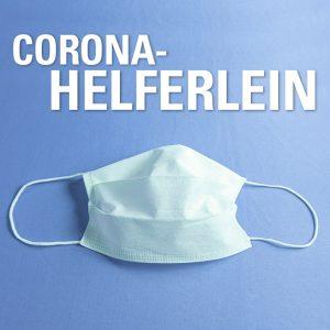 Corona-Helferlein